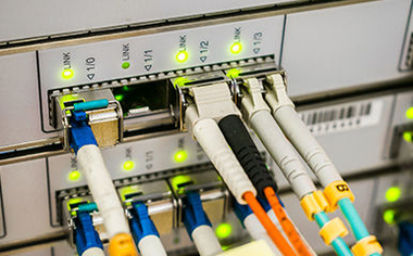 Fiber Interface Type and Fiber Transceiver Indicators