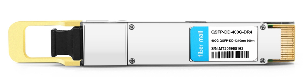 400G QSFP-DD DR4 optical transceiver